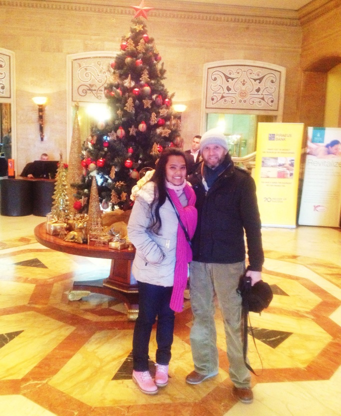 Festive Season in Sheraton Sofia Hotel, Bulgaria