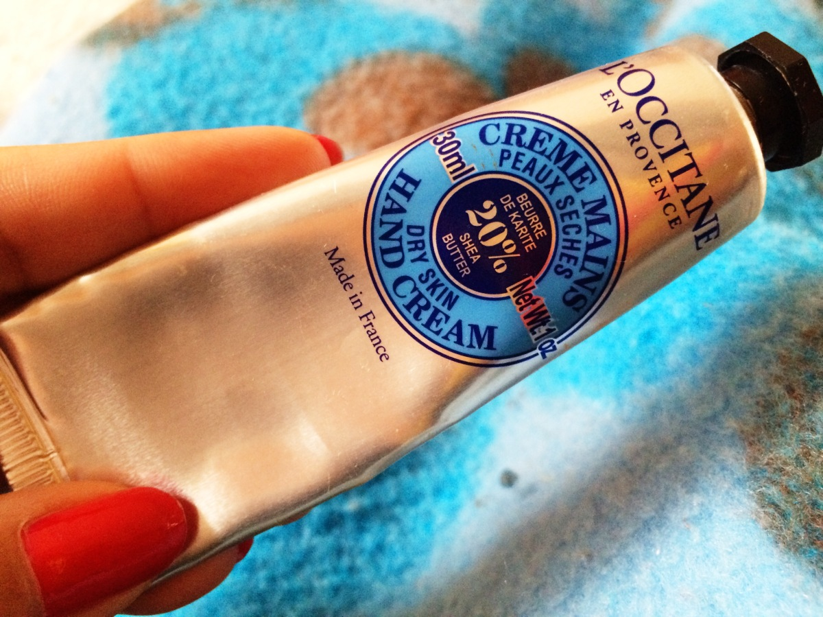 Review: Shea Butter Hand Cream L'occitane