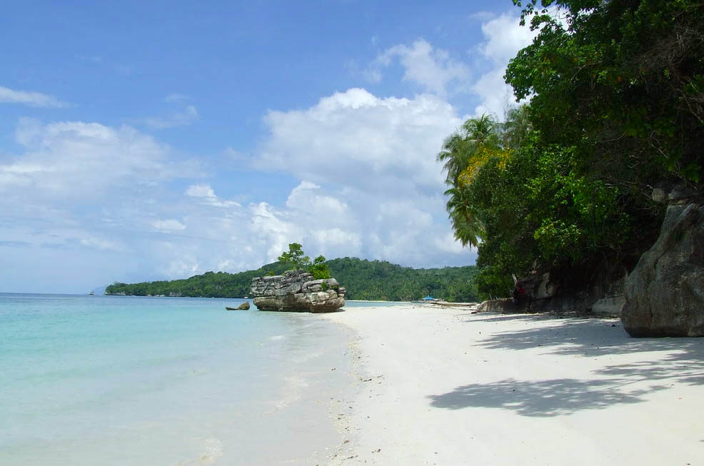 Kei Island , Maluku. One of our honeymoon destinations back then in 2007 :-)