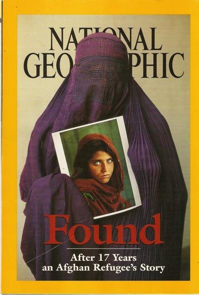 AfghanGirl-Found