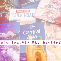 Why Travel ? Why Bother?