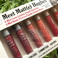 Review The Balm Meet Matt(e) Hughes
