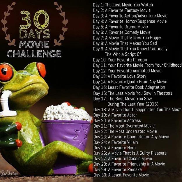 Movie Challenge