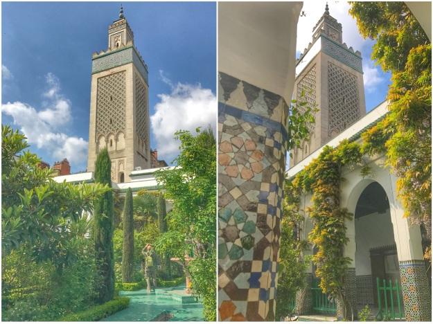 Grand Mosque Paris
