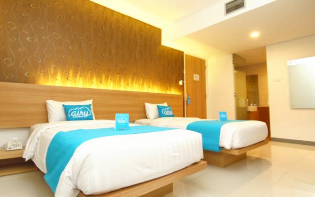 Pemesanan hotel Yogyakarta Airyrooms
